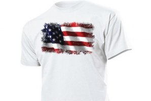 Shirts mit US Logos