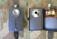 Wehrmacht Taschenlampe 1942 Pertrix Depot Orig. WK2 WH...