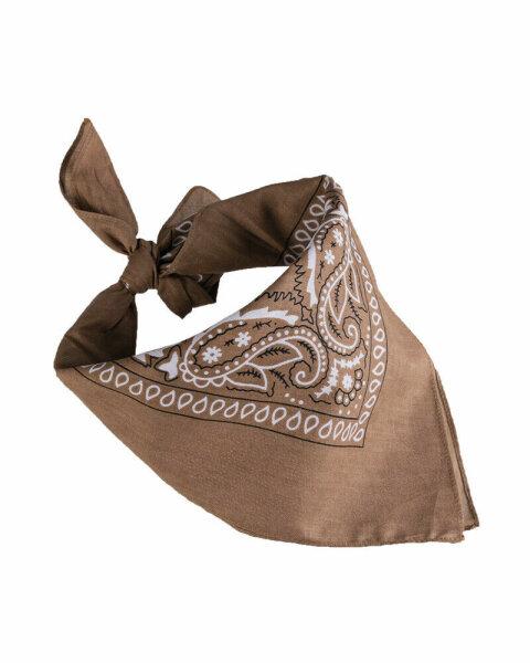 Western Halstuch Bandana Paisley Tuch Schal Headwrap Rockabilly Old School Coyo