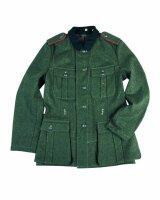 WH Feldjacke M36 Gr 58 Uniformjacke Wehrmacht WK2 WWII...
