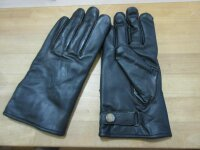 WH Lederhandschuhe Leather Gloves Handschuhe Wehrmacht Style WK2 WWII WW2 Gr XL