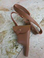 WWI WK1 C96 Holster Rote 9 Bolo Lederkoffer Bandolier...