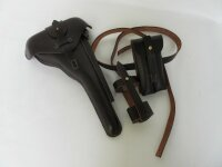WWI WK1 Luger P08 Parabellum Ari Harness Holster...