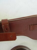 WWI WK1 Luger P08 Parabellum Ari Harness Holster Tragegestell Wehrmacht WH WWII
