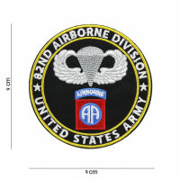 82nd Airborne Division Patch SSI AA ALL AMERICAN US ARMY...