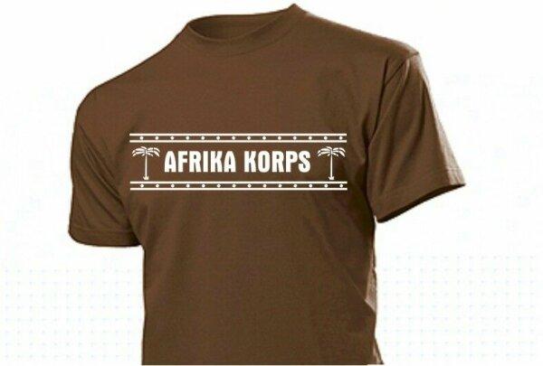 Ärmel Abzeichen Afrikakorps DAK mit Palme Gr. S-XXL WK2 WH WWII Wehrmacht