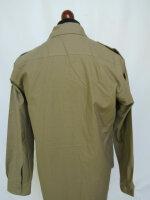 Army Khaki Field Shirt Feldhemd Air Corps Chino Officer Uniform WK2 Style USMC