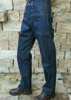 Quartermaster Denim Jeans 30er Women Style Rockabilly Rosie the Riveter M1944