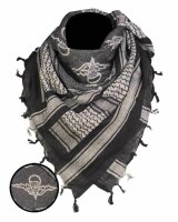 Halstuch Shemagh 110x110cm Paratrooper Wings Scarf Schal...