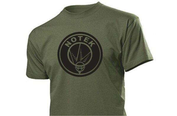 T-Shirt Notek 30er Jahre Wehrmacht Gr S-XXL WH WK2 WWII Tarnscheinwerfer