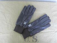 US Army Airforce Pilot Gloves A-10 USAAF Flight Gloves...