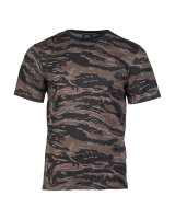 T-Shirt Tiger Stripe Camouflage
