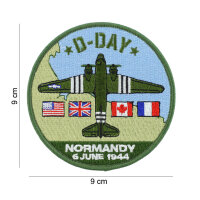 Patch US Army D-Day C-47 75th Anniversary Operation...