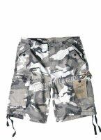 US Army M65 Urban 3-color Night Shorts Prewashed...