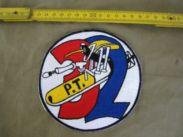 US Army Torpedo Bomber Squadron P.T. 32th Patch USAAF Airforce USMC Navy Marines