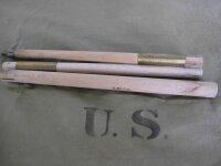 US Army Zeltbesteck Zeltstangen 1.Modell RMCO 1942...