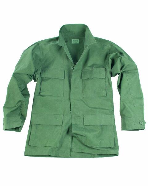 """US BDU Feldjacke """"light Jacket"""" oliv Gr S Fieldjacket Sommerjacke Jadgjacke Army"""