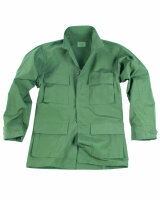 "US BDU Feldjacke ""light Jacket"" oliv Gr S..."