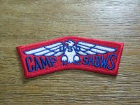 USO Camp Shows Women Corps Patch WAC Pilots WASP Marines...