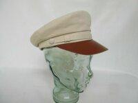 Visor Hat Slugger Fiddler Cap Hot Rod Rockabilly US Army 30er Vintage Nose Art