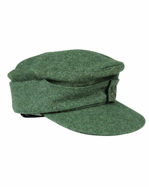 WH Feldmütze M43 Gr 61 Uniformmütze We WK2 WWII Wehrmacht Mütze Field Cap