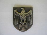 WH Reichsadler Eisernes Kreuz Schild EK Pin Anstecker...