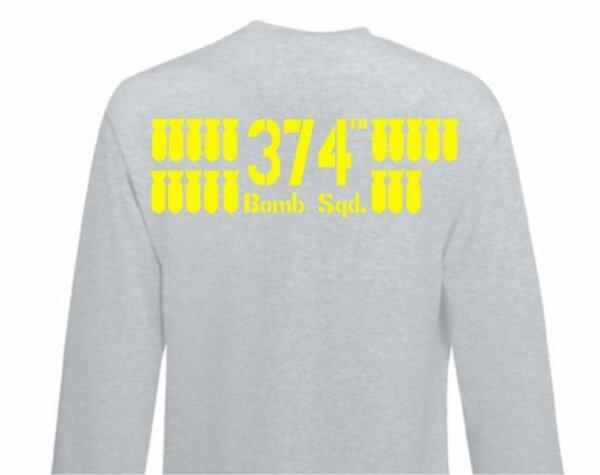 374 Bomb Squad Sweat Shirt