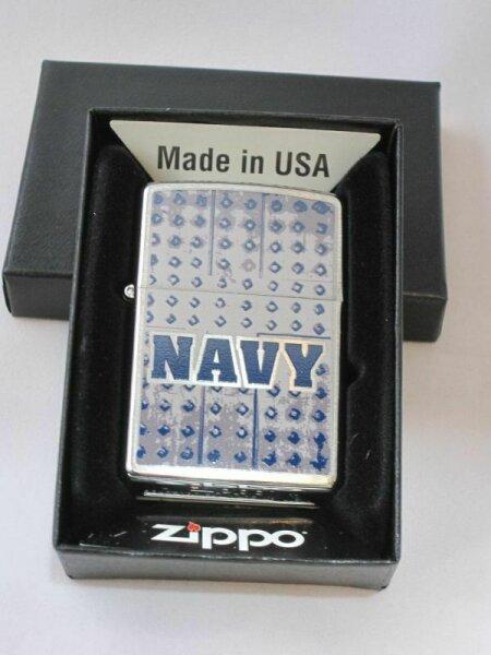 Zippo Navy US Army Airforce USMC VMF-214 Marines Vietnam Navy WWII WK2 OVP