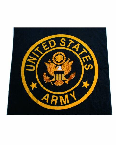 Bath Towel US Army Logo
