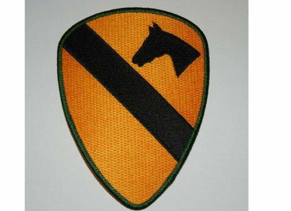1st Cavalry Division Tank Kavallerie Patch Aufnäher Vietnam WK2 USMC US Army #2