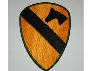 1st Cavalry Division Tank Kavallerie Patch Aufnäher...