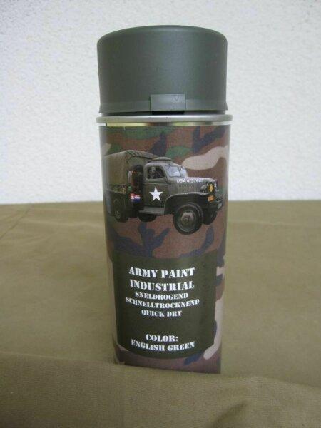 400ml (1L-16,25€) British Army Green Landrover Hummer WK2 US Car Oldi Spraydose
