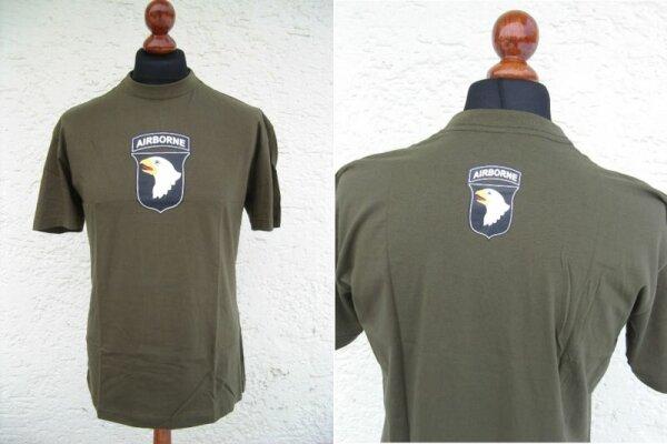US Army 101st Airborne T-Shirt FJ Size S-XXL