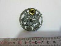 Original US Army Mützenabzeichen Officer Marine Corps Hat Pin Badge M41 M42 WWII