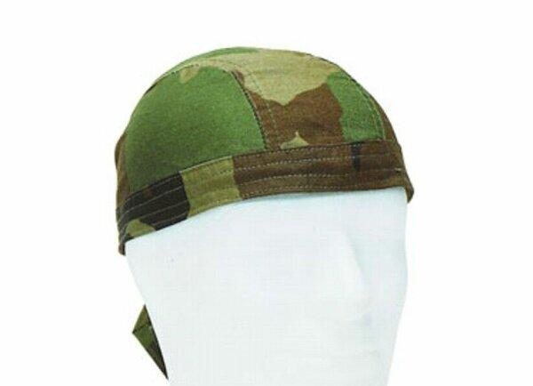 Bandana Kopftuch Biker Headwrap 3-color Woodland Camo Tactical Irak BW Nato Army