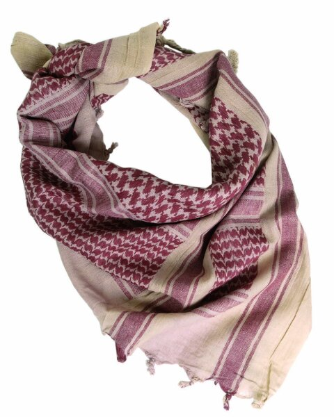 Plo Scarf Coyote / Brown