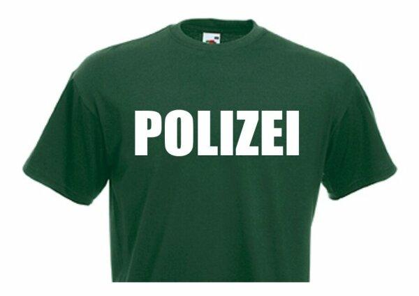 Polizei Fun T-Shirt Gr 3-5XL Kripo SEK Sonder Einsatz Kommando