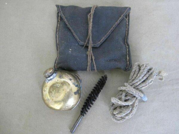 Reinigungsgerät Mosin Nagant 1907 Mod. 91/30 Sniper Stalingrad orig. WK2 WWII