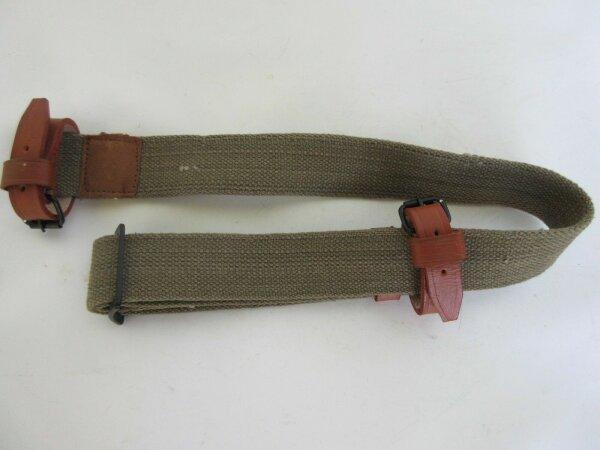 Russ Mosin Nagant Rifle Sling Gewehrriemen Trageriemen SVT40 91/30 WK2 WW2 CCCP