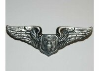 US Army Airforce Pilot Wings Insignia Badge Pin USMC...