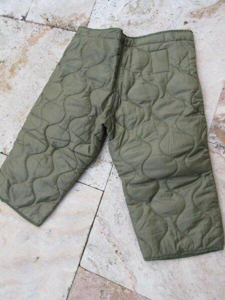 15 Liner M65 Fieldtrouser OG-106 Cold Weather Trouser Field DSA74 VIETNAM Futter