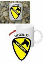 1st Cavalry Division Kaffee Tasse Mug US Army Paratrooper...
