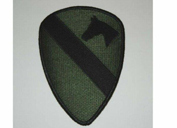 1st Cavalry Division Tank Kavallerie Patch Aufnäher Vietnam WK2 USMC US Army oli