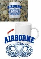 Airborne Division Kaffee Tasse Mug US Army Paratrooper...