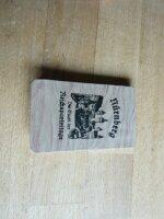 Deutscher Notizblock Nürnberg German Note Pad...