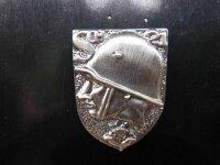 Freikorps Schild WWI WK1 Kragenabzeichen Pin Helm Button...