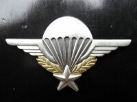 French Army Paratrooper Airborne Wings Abzeichen Para Pin...