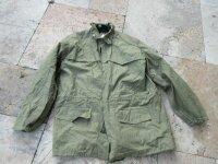 Ital. Feldjacke Feldbluse Parka m Futter Jahre Armee Jacke Army Jacket Liner G48