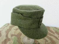 Offizier Feldmütze Wehrmacht Lubstein Bergmütze...