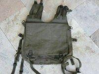 Original Ammunition Bag 1946-54 Indochina Algerie Legion...